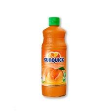 ซันควิกน้ำส้มแมนดารินชนิดเข้มข้น 840 มล. 1 ขวด