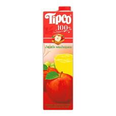 ทิปโก้ลิตร น้ำแอปเปิ้ลผสมน้ำองุ่นรวม 100%