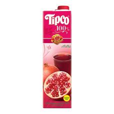 ทิปโก้น้ำทับทิม100% 1L.