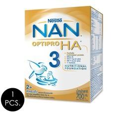 นมผง NAN ออฟติโปร เอชเอ สูตร3 700 กรัม