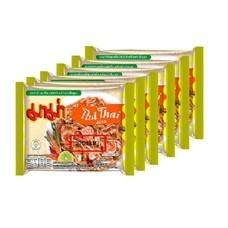 มาม่าเส้นเล็ก รสผัดไทย 67 กรัม แพ็ก 6 ซอง