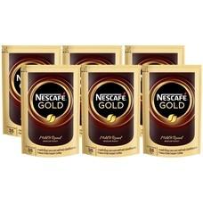 เนสกาแฟโกลด์ 35 กรัม แพ็ก 6