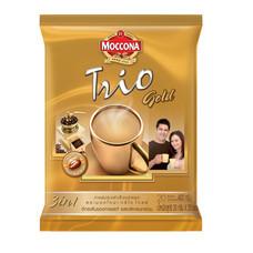 มอคโคน่าทรีโอโกลด์ กาแฟ 3in1 แพ็ก 20 ซอง