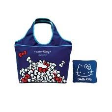 กระเป๋าถือ Hello Kitty Blue