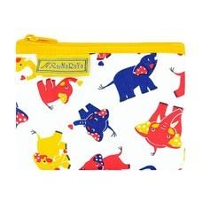 NR by NaRaYa กระเป๋าใส่เหรียญลายช้าง