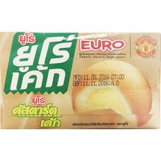 เค้กยูโร่ คัสตาร์ด (แพ็ค6)