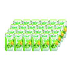 ยูนิฟผักใบเขียว100% 200 มิลลิลิตร (ขายยกลัง 24 ขวด)