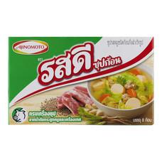 ซุปก้อนหมู ตรารสดี 80 กรัม