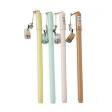 โกลเด้น ปากกาชานม GD แพ็ก 4 ด้าม