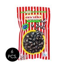 ตรามือ เมล็ดแตงโม 130 กรัม (แพ็ก 4 ชิ้น)