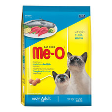 มีโออาหารแมวรสปลาทูน่า 3 กก.