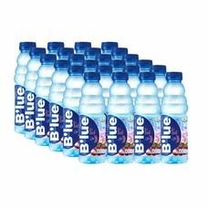 น้ำดื่มบลู ลัคกี้ไลชี่ 500 มิลลิลิตร (ยกลัง 24 ขวด)
