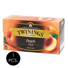 ทไวนิงส์ พีช เฟลเวอร์ซี24 2กรัม แพ็ก 25 ซอง