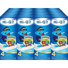 ดูเม็กไฮคิว 3 พลัส นมUHT รสจืด 180 มิลลิลิตร แพ็ก12