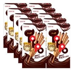 ท็อปโปรสช็อกโกแลต40กรัมแพ็ก10