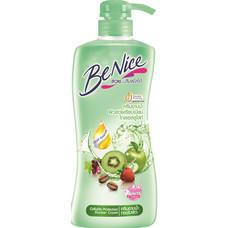 ครีมอาบน้ำบีไนซ์(เขียว)ขวดปั๊ม