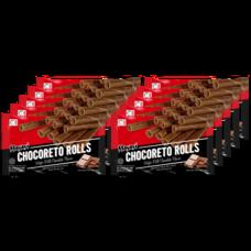 มายาชิช็อกโกเรโตรสช็อกโกแลต 34 กรัม (แพ็ก 10)