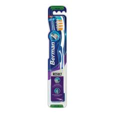 แปรงสีฟันเบอร์แมนรีซัลท์นุ่มมาตรฐาน