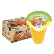 ดีโด้ ส้มสายน้ำผึ้ง 20% 140มล. (ยกลัง96ถ้วย)