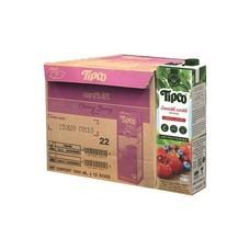 ทิปโก้ เชอร์รีเบอร์รี 1 ลิตร (ยกลัง 12 กล่อง)