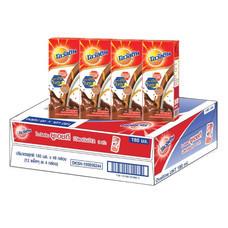 โอวัลตินช็อกโกแลต นมUHT 180 มิลลิลิตร (ขายยกลัง 48 กล่อง)
