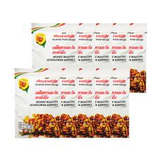 ฟาวเวอร์ฟู้ด Hเมล็ดทานตะวันอบน้ำผึ้ง 30 กรัม(แพ็ก10)