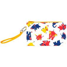 NR by NaRaYa กระเป๋าใส่มือถือทรงนอนลายช้าง