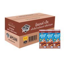 อัลมอนด์บรีซ นมอัลมอนด์ รสช็อกโกแลต 180 มิลลิลิตร (ขายยกลัง 24 กล่อง)