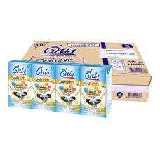 ดีน่า นมถั่วเหลือง UHT งาดำหวานน้อย 110 มิลลิลิตร (ยกลัง 48กล่อง)