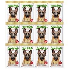 ขนมสุนัขเจอร์ไฮ สติ๊ก สันในไก่อบแห้ง 50G. (1แพ็ก 12 ชิ้น)