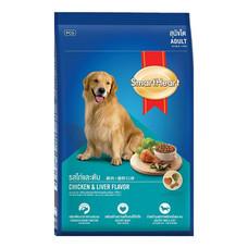 อาหารสุนัขสมาร์ทฮาร์ทโต ไก่ & ตับ 3 กก.