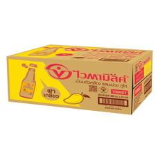 ไวตามิลค์ ทูโก นมถั่วเหลือง รสมะม่วง ขวด 300 มิลลิลิตร (ขายยกลัง 24 ขวด)