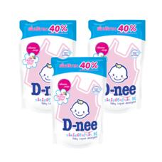 ดีนี่ น้ำยาซักผ้าเด็ก ถุงเติม  แพ็ก3