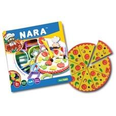เซ็ตพิซซ่าดินน้ำมัน 10 สี NARA