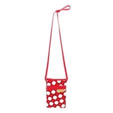 NR by NaRaYa กระเป๋าใส่มือถือแบบสะพายลายวงกลม