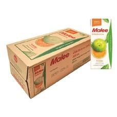 มาลี ส้มเขียวหวาน  100% 200 มิลลิลิตร (ขายยกลัง 24 กล่อง)