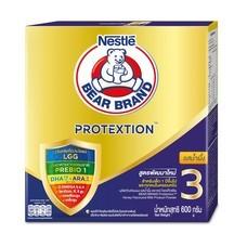 นมผงหมีเอ็กซ์เปิร์ท1+ สูตร3 รสน้ำผึ้ง 600ก.