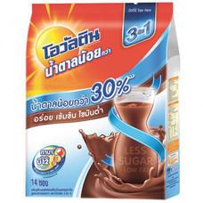 โอวัลติน3in1 สูตรน้ำตาลน้อย แพ็ก 14 ซอง