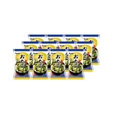 โอทาโกะซุปไข่ผสมสาหร่ายกึ่งสำเร็จรูป 9 กรัม 1X12