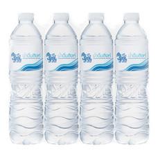 น้ำดื่มสิงห์ 750มล. แพ็ค 12 ขวด