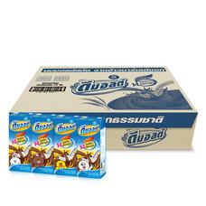 ดีมอลต์ นมUHT รสช็อกโกแลต 180 มิลลิลิตร  (ขายยกลัง 48กล่อง)