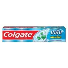ยาสีฟัน คอลเกต เกลือ เฟรช มิ้นท์ 150 กรัม (ครีม)