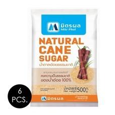 มิตรผลน้ำตาลอ้อยธรรมชาติ 500 กรัม แพ็ค6