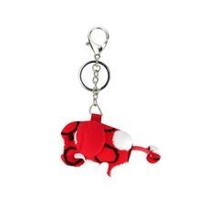NR by NaRaYa พวงกุญแจรูปช้าง ลายวงกลม