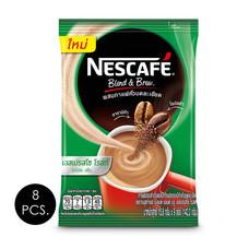 เนสกาแฟ3in1 เบลนด์แอนด์บรู เอสเปรสโซ่ 15.8 กรัม (9 ซอง/ถุง) แพ็ก 8 ถุง