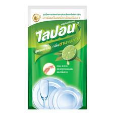 น้ำยาล้างจานไลปอนชามะนาว