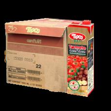 ทิปโก้ น้ำมะเขือเทศผสม คามู คามู 100% 1000มล. (ยกลัง 12 กล่อง)