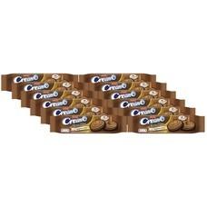 คุกกี้ครีมโอช็อกโกพลัสคาปูชิโน่60กรัมแพ็ก12