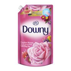 Downy ดาวน์นี่ สวนดอกไม้ผลิ น้ำยาปรับผ้านุ่ม สูตรเข้มข้นพิเศษ แบบเติม 1.6 ลิตร
