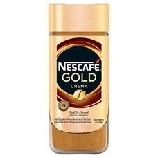 เนสกาแฟโกลด์เครมา ขวดแก้ว 100 กรัม